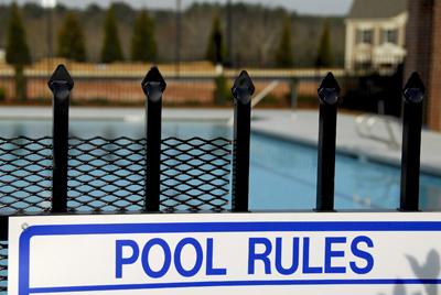 Swimming Pool at B&B