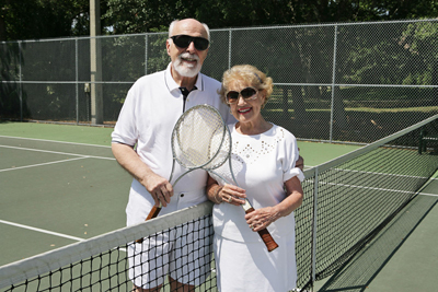 Tennis at B&B